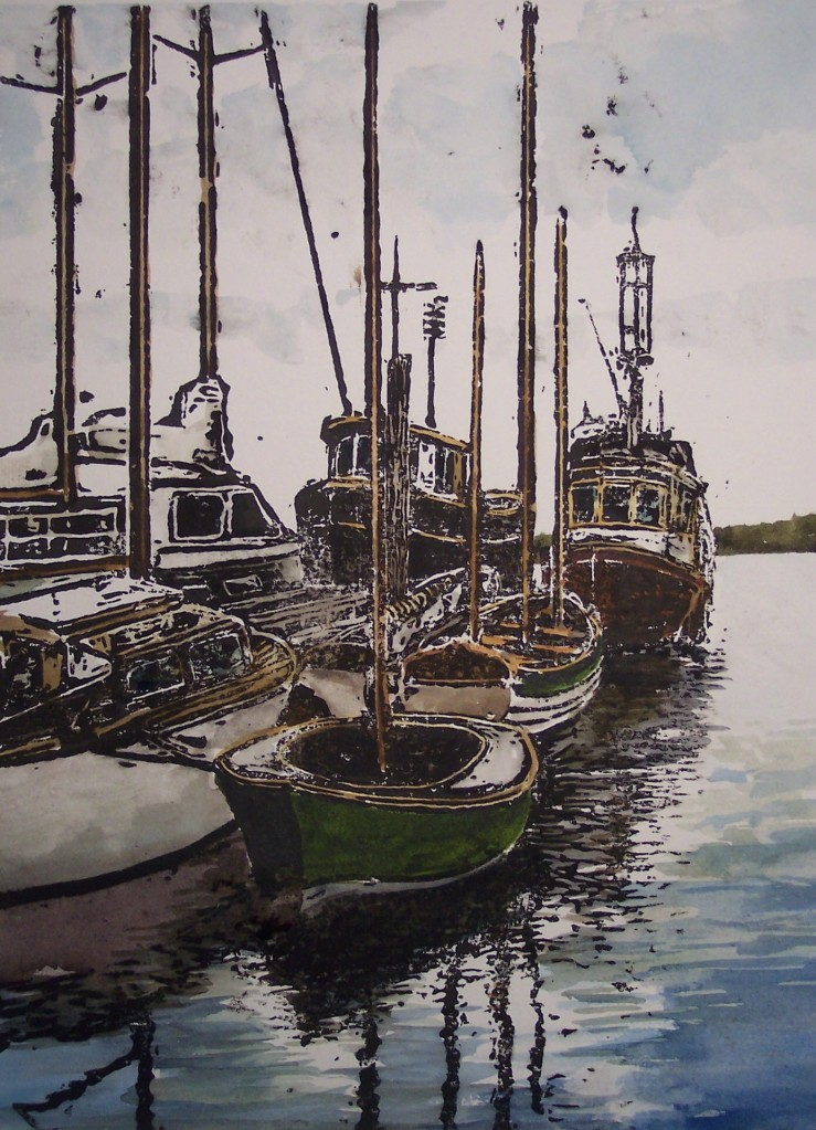 3. Port Townsend boats