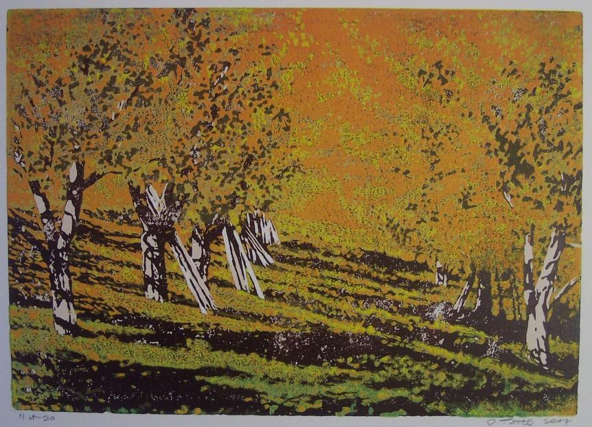 5. anjou orchard