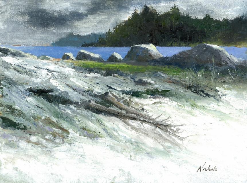 Dave Nichols On the Coast 8 10
