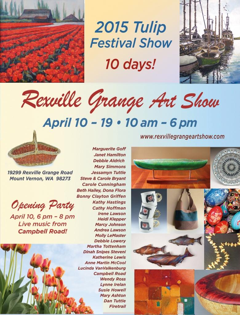 Grange Poster small 2015